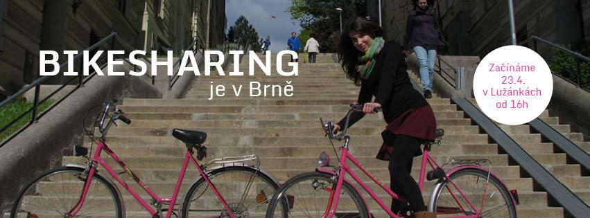 Bikesharing Brno
