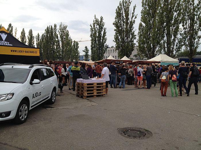 Food Festival Brno