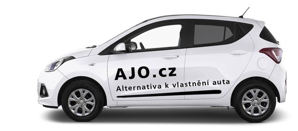 Nové sdílené auto v carsharingu AJO.cz