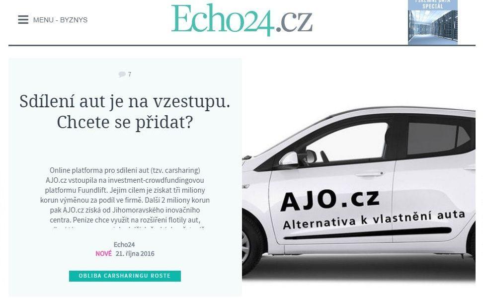 AJO.cz na echo24