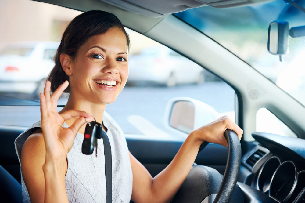 AJO carsharing vyjíždí