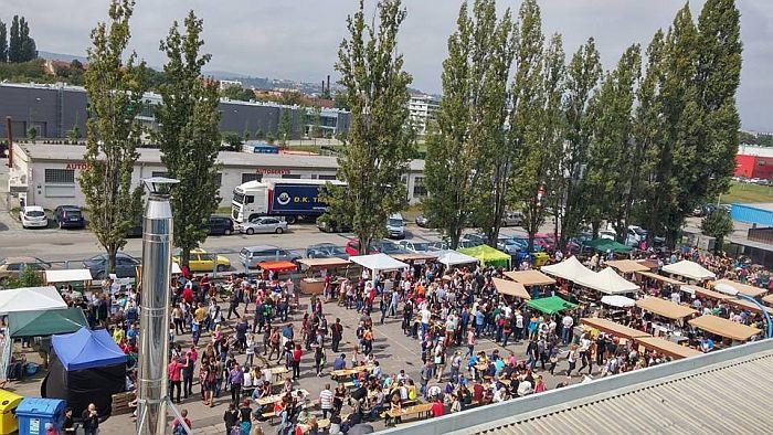 Street Food Festival Brno